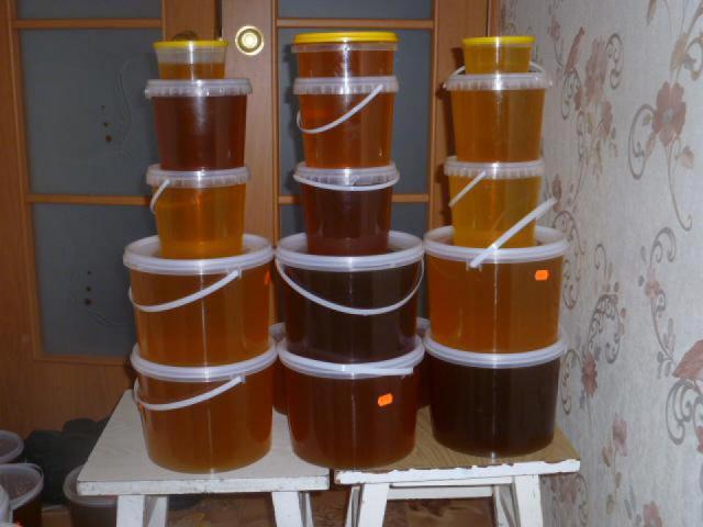 Продам мед,