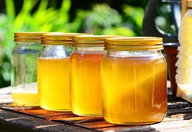 Продам мёд 2018г.опт